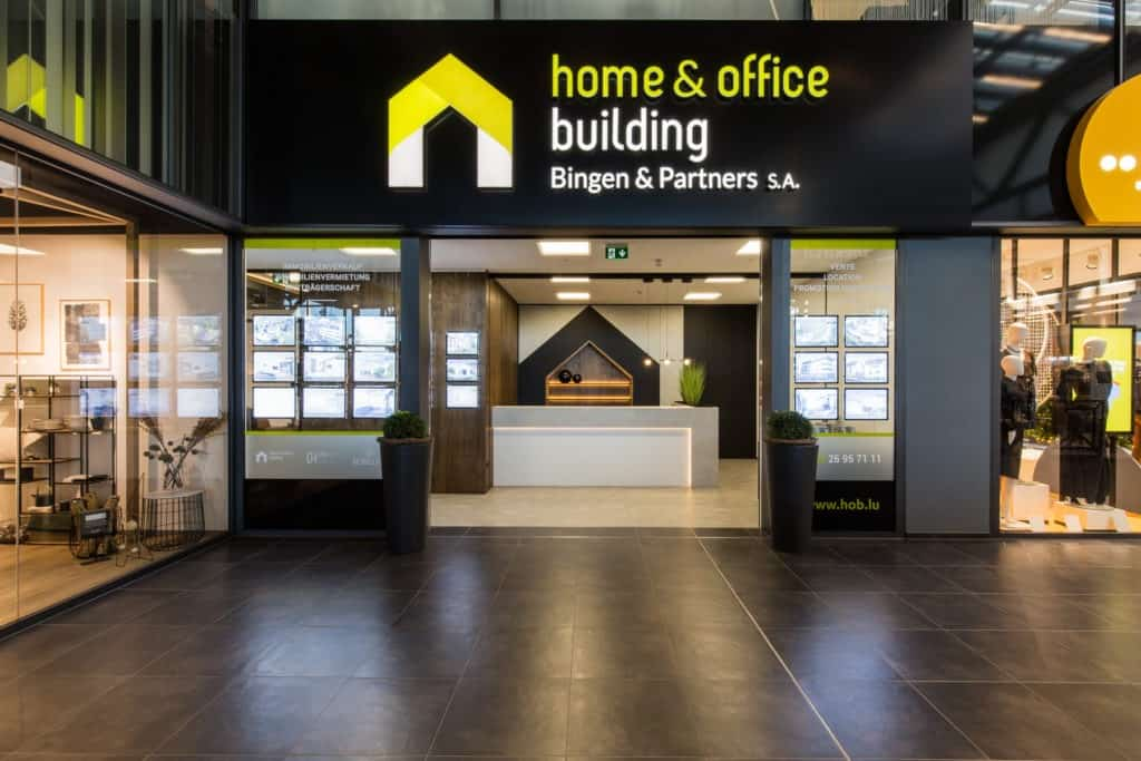 Home & Office Building Luxemburg – starker Partner für Ihre Immobilie